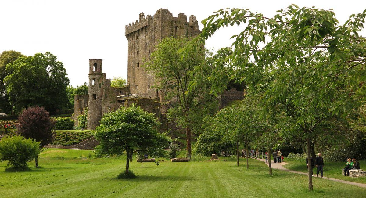Visit Blarney Castle
